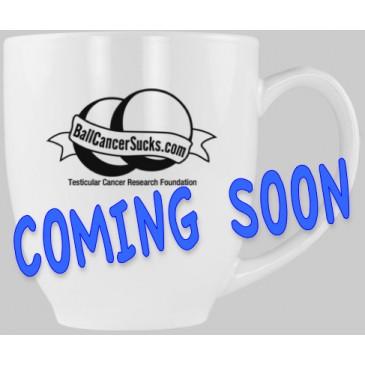 Ball Cancer Sucks - Coffee Mug